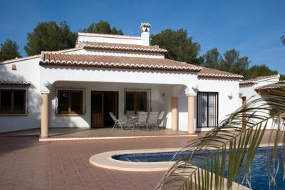 Casa Cebolla 4 bedroom villa in Javea to rent