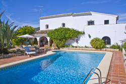 Casa La Hacienda - 5 bedrooms, sleeps 9, Javea villa with pool