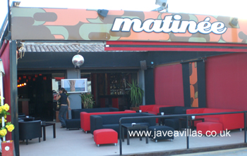 Javea Arenal Beach Bar