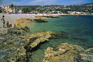 Mutanyar Beach Javea by the Port