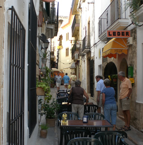 Javea Old Town Bar