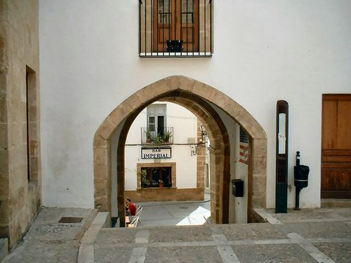 Guide to Javea Old Town - click here