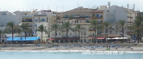 Javea Port - guide to the port in Javea click here