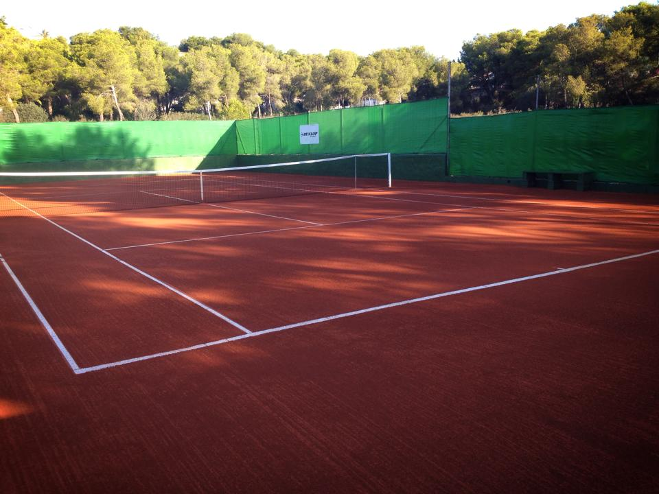 Javea Tennis at Los Pinos