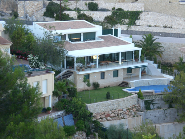 Luxury Villa in Javea Balcon al Mar